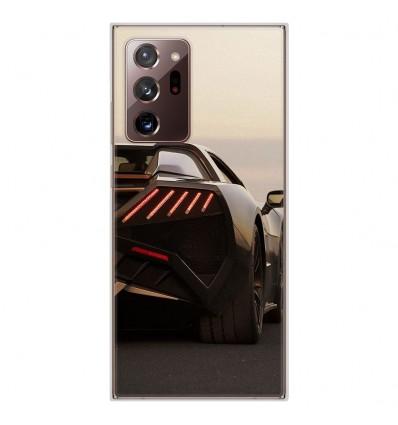 Coque en silicone Samsung Galaxy Note 20 Ultra - Lambo
