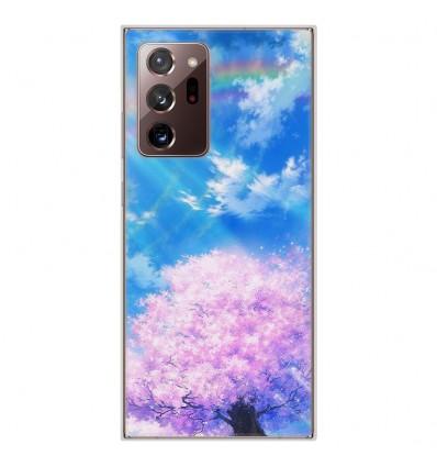 Coque en silicone Samsung Galaxy Note 20 Ultra - Hanami