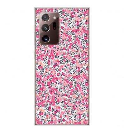 Coque en silicone Samsung Galaxy Note 20 Ultra - Liberty Wiltshire Rose