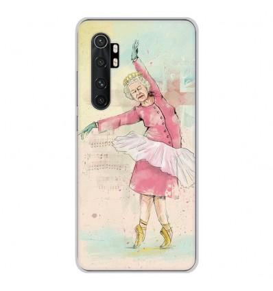 Coque en silicone Xiaomi Mi Note 10 lite - BS Dancing Queen