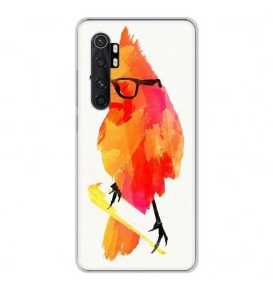 Coque en silicone Xiaomi Mi Note 10 lite - RF Punk Birdy