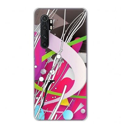 Coque en silicone Xiaomi Mi Note 10 lite - Future