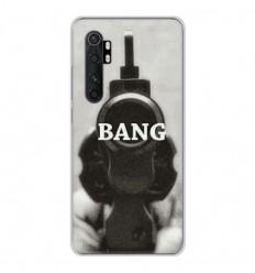 Coque en silicone Xiaomi Mi Note 10 lite - Bang