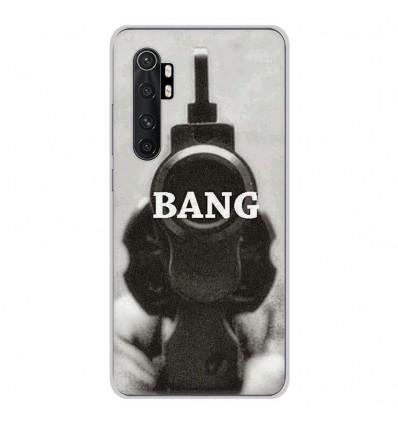 Coque en silicone pour Xiaomi Mi Note 10 lite - Bang