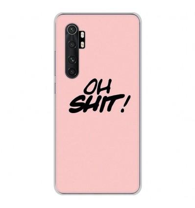 Coque en silicone Xiaomi Mi Note 10 lite - Citation 10