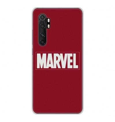 Coque en silicone Xiaomi Mi Note 10 lite - Marvel