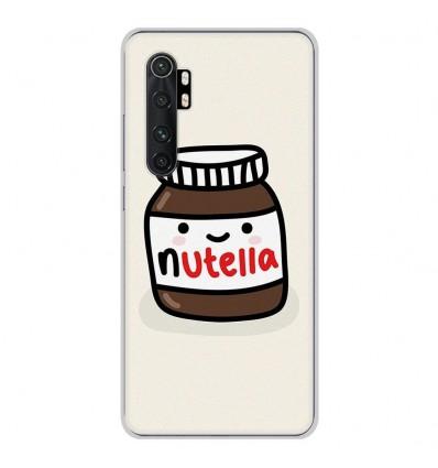 Coque en silicone pour Xiaomi Mi Note 10 lite - Pate à tartiner