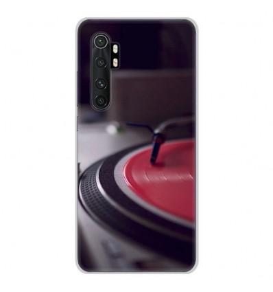 Coque en silicone pour Xiaomi Mi Note 10 lite - Platine