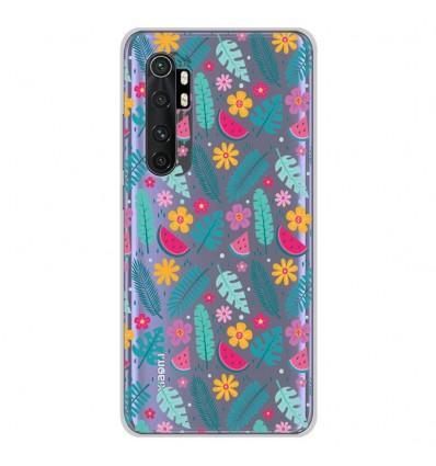 Coque en silicone Xiaomi Mi Note 10 lite - Pastèques