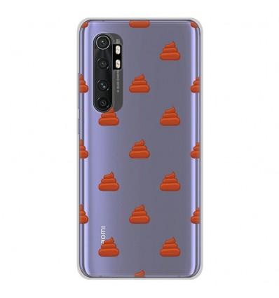 Coque en silicone pour Xiaomi Mi Note 10 lite - Caca