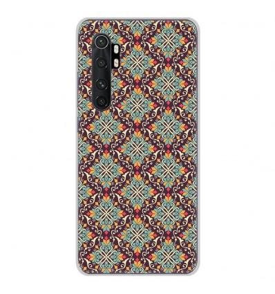 Coque en silicone Xiaomi Mi Note 10 lite - Arabesque
