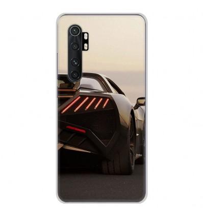 Coque en silicone Xiaomi Mi Note 10 lite - Lambo