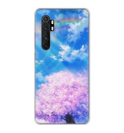 Coque en silicone Xiaomi Mi Note 10 lite - Hanami