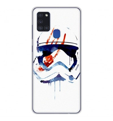 Coque en silicone pour Samsung Galaxy A21S - RF Bloody Memories