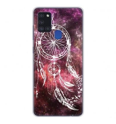 Coque en silicone Samsung Galaxy A21S - Dreamcatcher Space