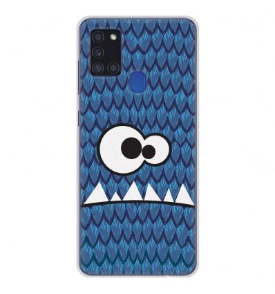Coque en silicone Samsung Galaxy A21S - Monster