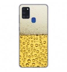 Coque en silicone Samsung Galaxy A21S - Pression