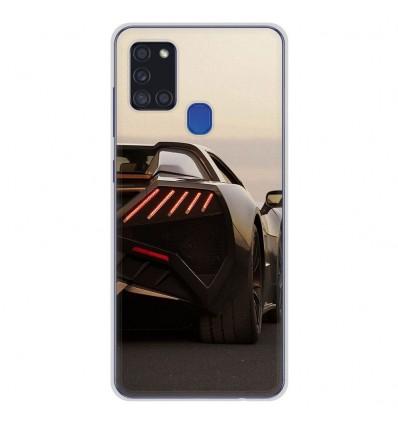 Coque en silicone Samsung Galaxy A21S - Lambo