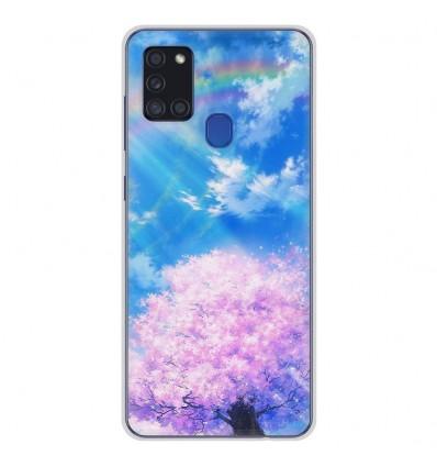 Coque en silicone pour Samsung Galaxy A21S - Hanami