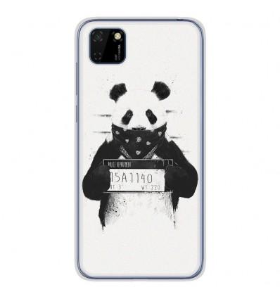 Coque en silicone Huawei Y5P - BS Bad Panda