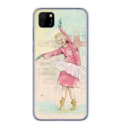 Coque en silicone pour Huawei Y5P - BS Dancing Queen