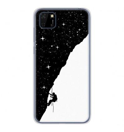 Coque en silicone Huawei Y5P - BS Nightclimbing