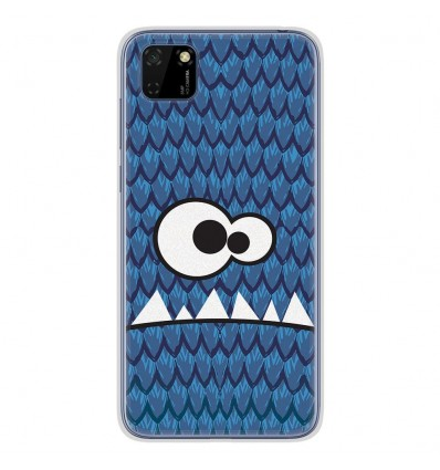 Coque en silicone Huawei Y5P - Monster