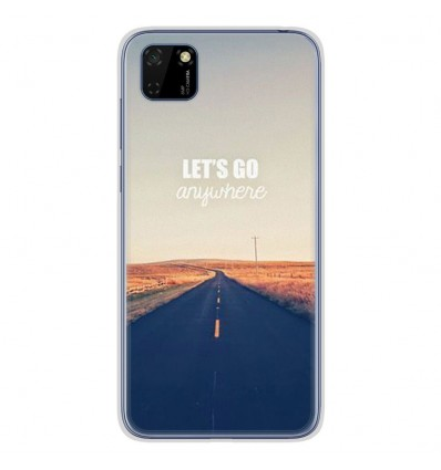 Coque en silicone Huawei Y5P - Citation 03