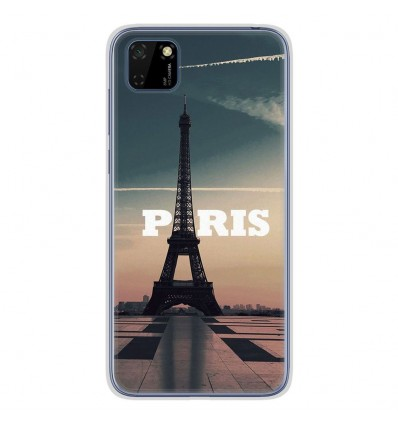Coque en silicone pour Huawei Y5P - Paris