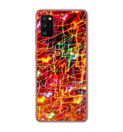 Coque en silicone Samsung Galaxy A41 - Light