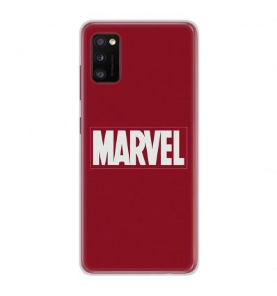 Coque en silicone Samsung Galaxy A41 - Marvel