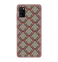 Coque en silicone Samsung Galaxy A41 - Arabesque