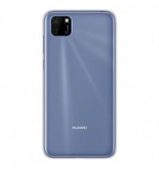 Coque Huawei Y5P Silicone Gel - Transparent