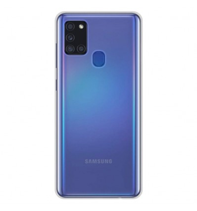Coque Samsung Galaxy A41 Silicone Gel - Transparent