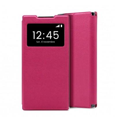 Etui Folio Huawei Mate 30 Lite - Rose