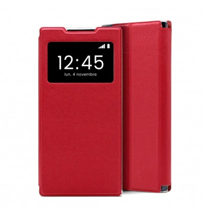 Etui Folio Huawei Mate 30 Pro - Rouge