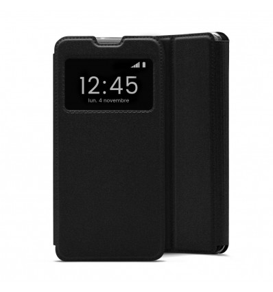 Etui Folio pour Huawei P40 Lite - Noir