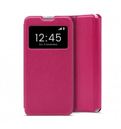 Etui Folio Huawei Y6P - Rose