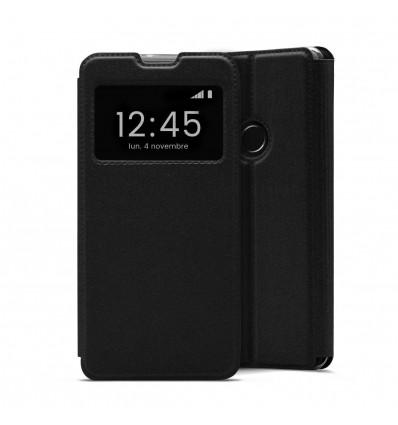 Etui Folio Samsung Galaxy A21S - Noir