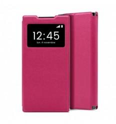 Etui Folio Samsung Galaxy A71 - Rose