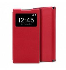 Etui Folio Samsung Galaxy S20 Plus - Rouge
