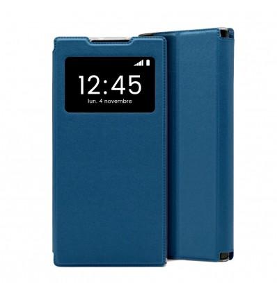Etui Folio Samsung Galaxy Note 20 Ultra - Bleu