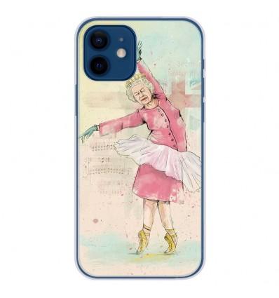 Coque en silicone Apple iPhone 12 - BS Dancing Queen