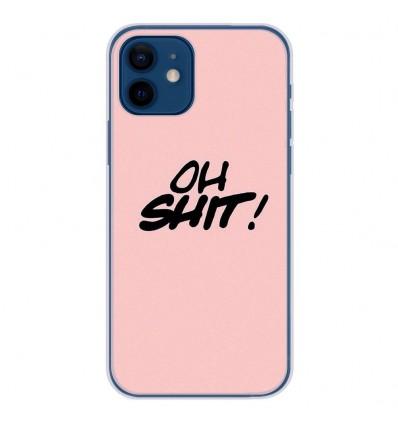 Coque en silicone Apple iPhone 12 - Citation 10