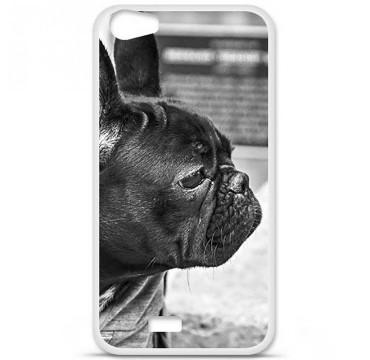 Coque en silicone pour Wiko Lenny 2 - Bulldog