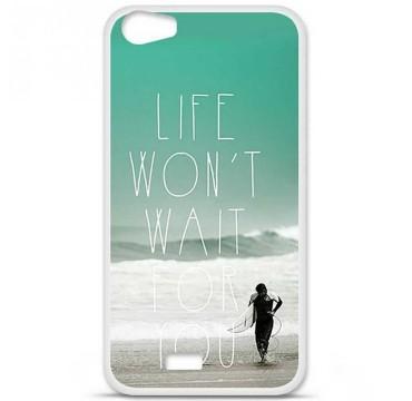 Coque en silicone pour Wiko Lenny 2 - Surfer