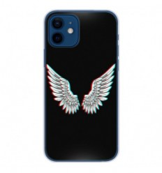 Coque en silicone Apple iPhone 12 - Ailes d'Ange