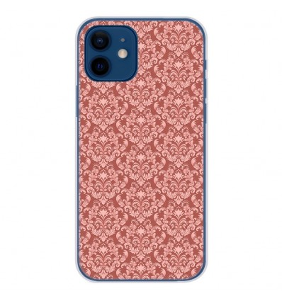 Coque en silicone Apple iPhone 12 - Baroque