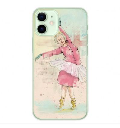 Coque en silicone Apple iPhone 12 Mini - BS Dancing Queen