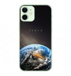 Coque en silicone Apple iPhone 12 Mini - Earth
